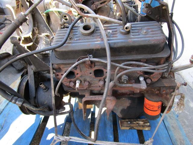 262ci Chevrolet and Mercruiser