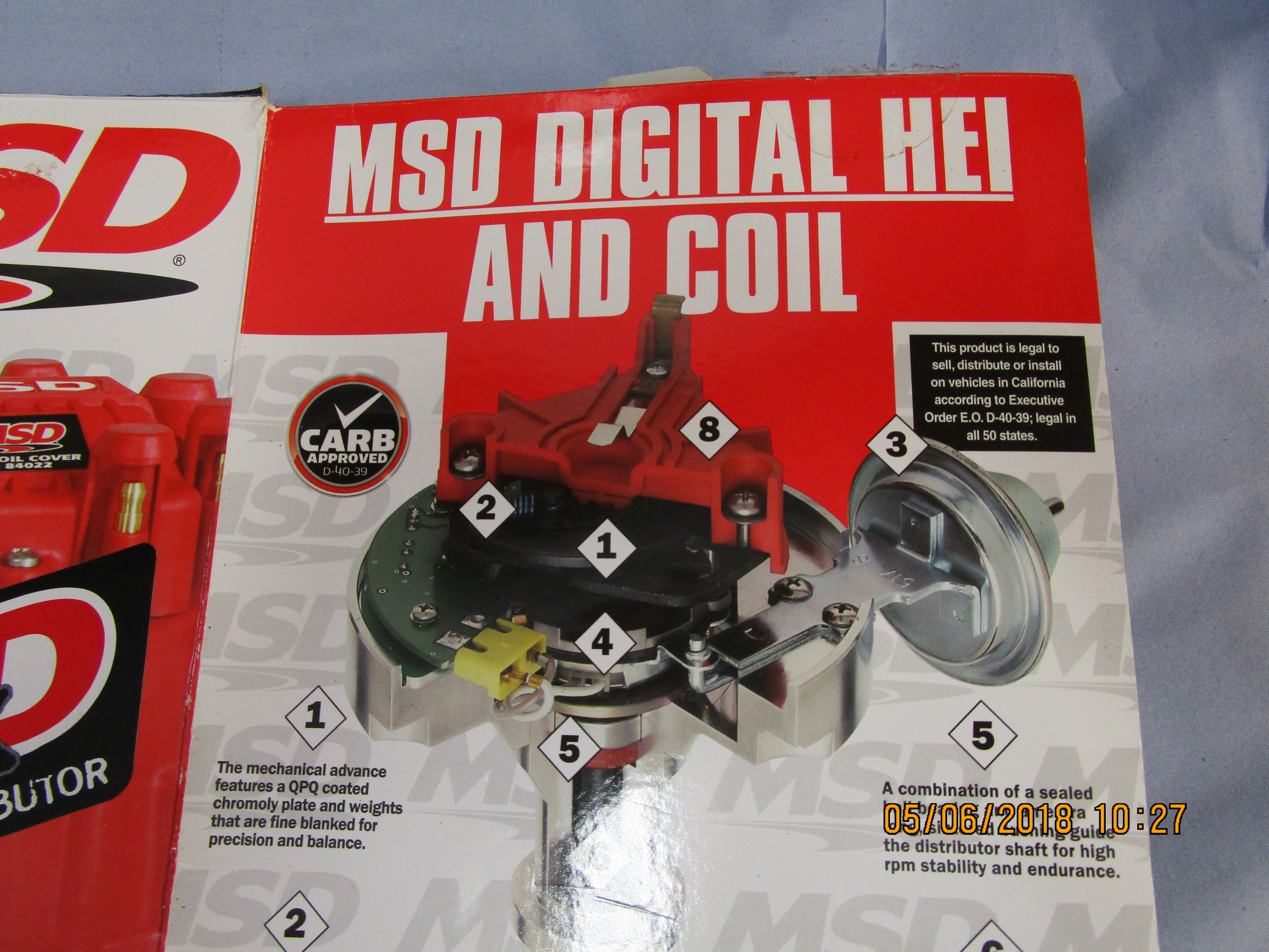 DIGITAL HEI WITH COIL