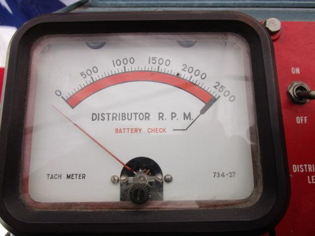2500 Rev counter