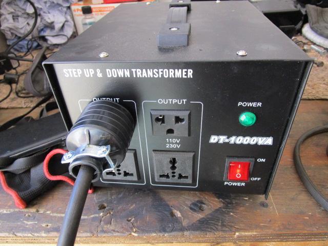 110 VOLT 60HZ Transformer