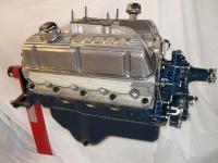 Edelbrock Performer RPM aluminium Heads