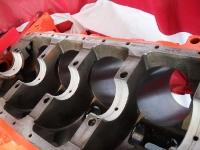 Clevite 77 main bearings and cam bearings
