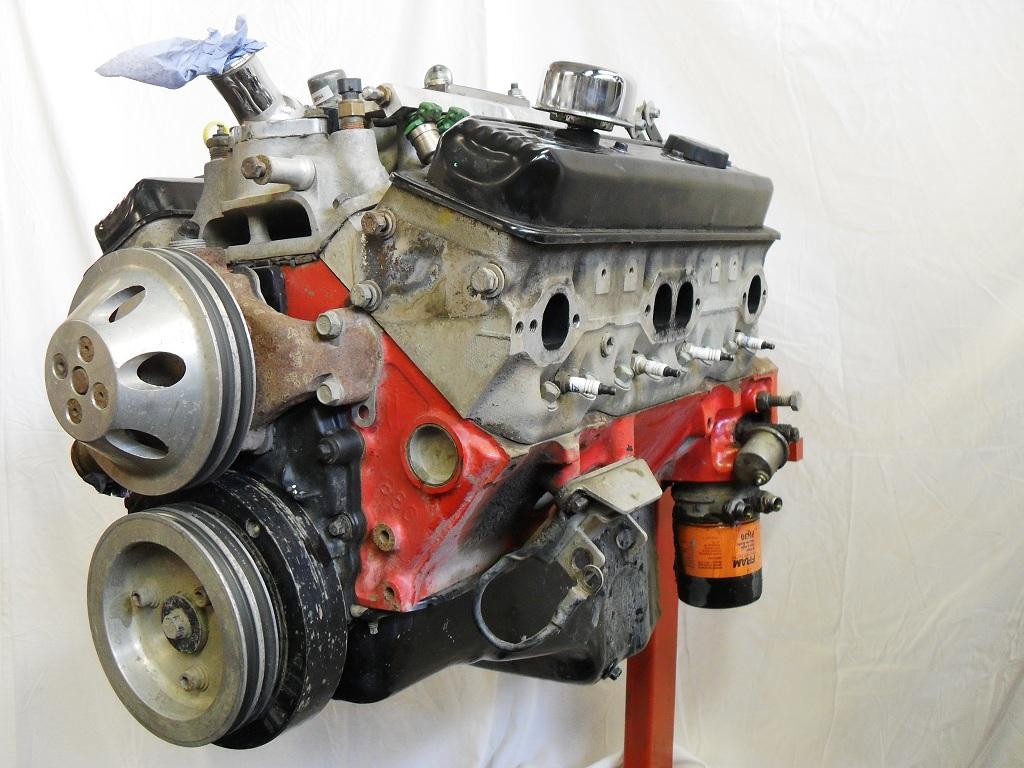 CHEVROLET ZZ4 IN FOR A REBUILD 350CI 350HP EDELBROCK FUEL ...