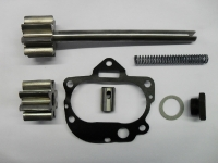 New oil pump gears, spring, plunger, gasket and spring retainer
