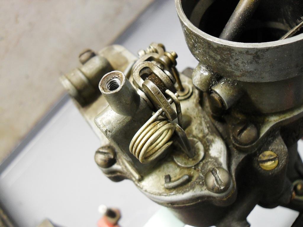 Single Barrel Carburetor Diagram Trusted Wiring 1940 Plymouth Wa 1carter Carburetors Part Automotive U2022
