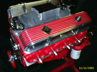 Chevrolet 327ci small block