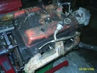 Chevrolet 327ci small block