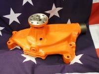 POR15 Chevy orange paint