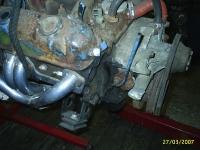 Chrysler 318ci Small block