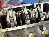 372ci short motor