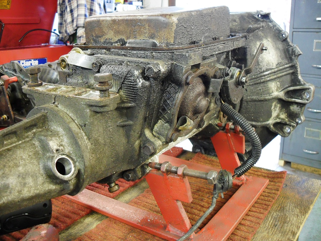 how to build a c4 transmission