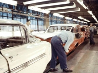 59 CHEVYS ON THE PRODUCTION LINE