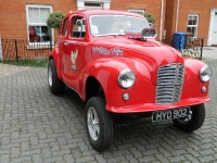 Going to run with the Gasser Circus