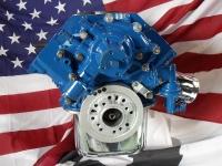 Ford Light Blue Engine Enamel