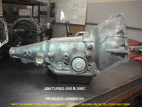 GM Turbo 200 & 200C