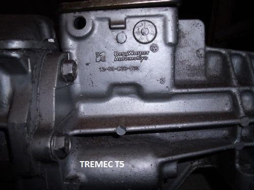 Gm Turbo Hydramatic  Gm 4 Speed Saginaw And Muncie  Richmond  U0026 Borg Warner Identification