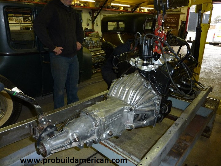 MUNCIE 4 SPEED TRANSMISSION SUPPLY AND REPAIR SERVICE - Probuild