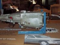 Home made muncie stand