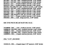SBC CRANKSHAFT CASTING NUMBERS 2