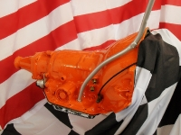 Turbo Hydramatic 350 Automatic Gearbox