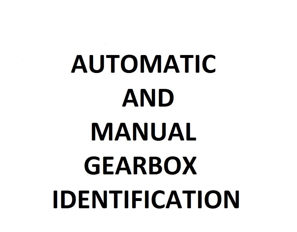 muncie 4 speed identification